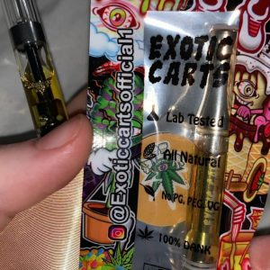 Exotic cartridges
