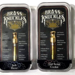 buy Brass Knuckles Cartridge