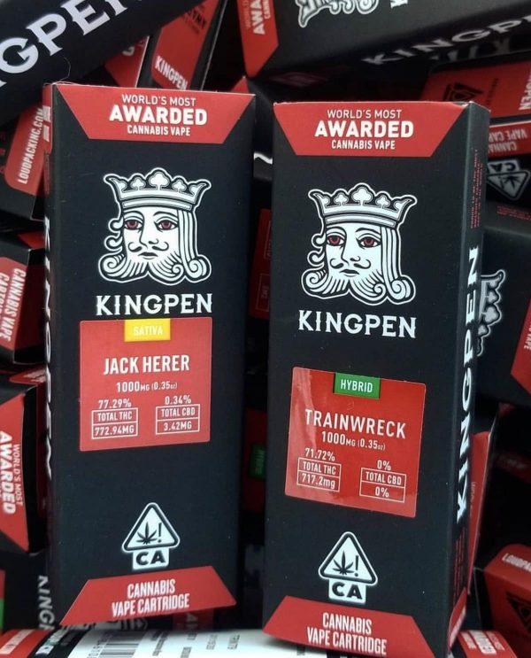 710 Kingpen Cartridges
