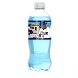 Exotic Pop DJ Screw Cotton Candy Blue Soda