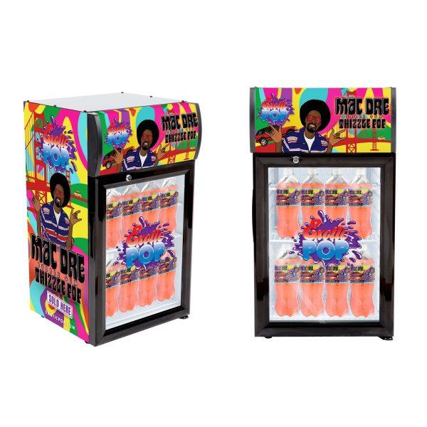 Exotic Pop Mac Dre Counter Cooler
