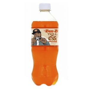 Exotic Pop Trill OG Bun B Orange Soda